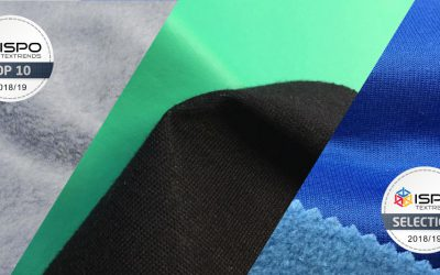 Our fabrics elected to ISPO TEXTRENDS